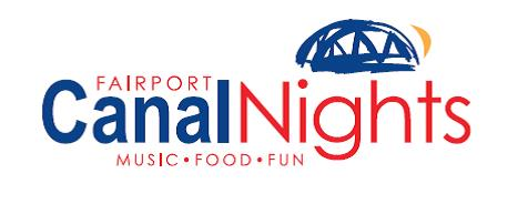 Canal Nights Logo