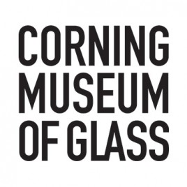 Corning Museum of Glass logo 268x268